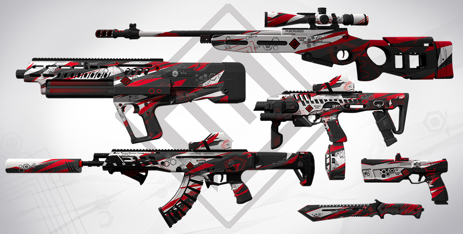 Оружие серии оникс