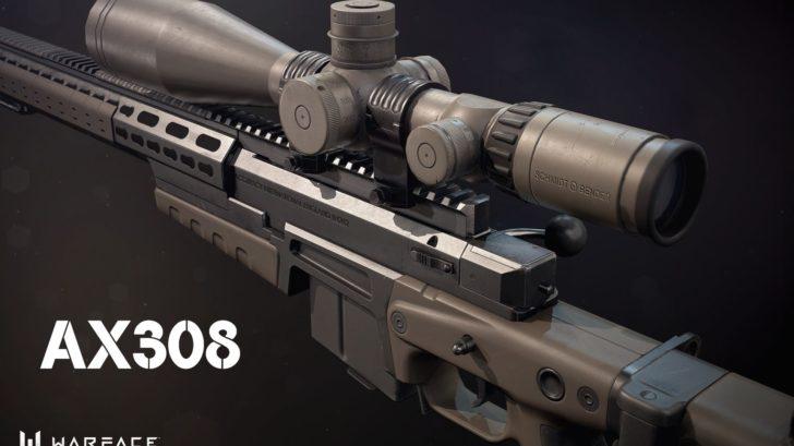 AX308 warface купить на время